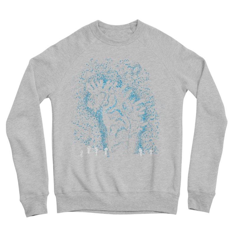 Spirits In The Night Women's Sponge Fleece Sweatshirt by Daletheskater