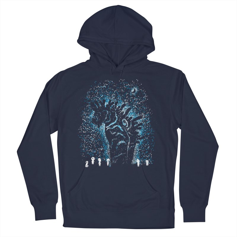 Spirits In The Night Men's Pullover Hoody by Daletheskater