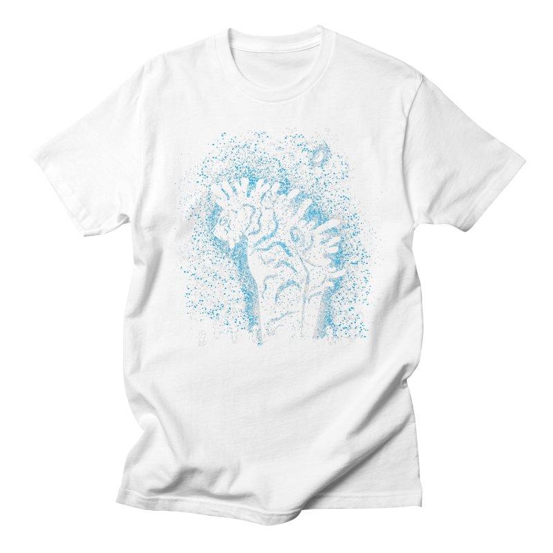 Spirits In The Night Men's Regular T-Shirt by Daletheskater