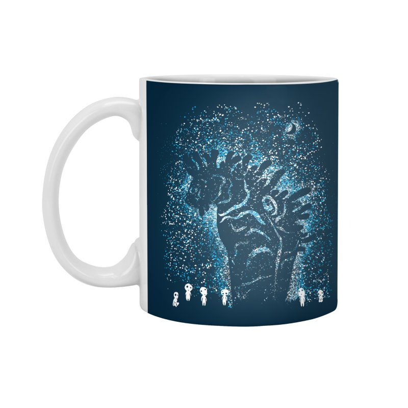 Spirits In The Night Accessories Standard Mug by Daletheskater