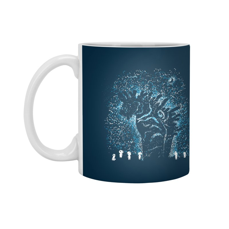 Spirits In The Night Accessories Mug by Daletheskater