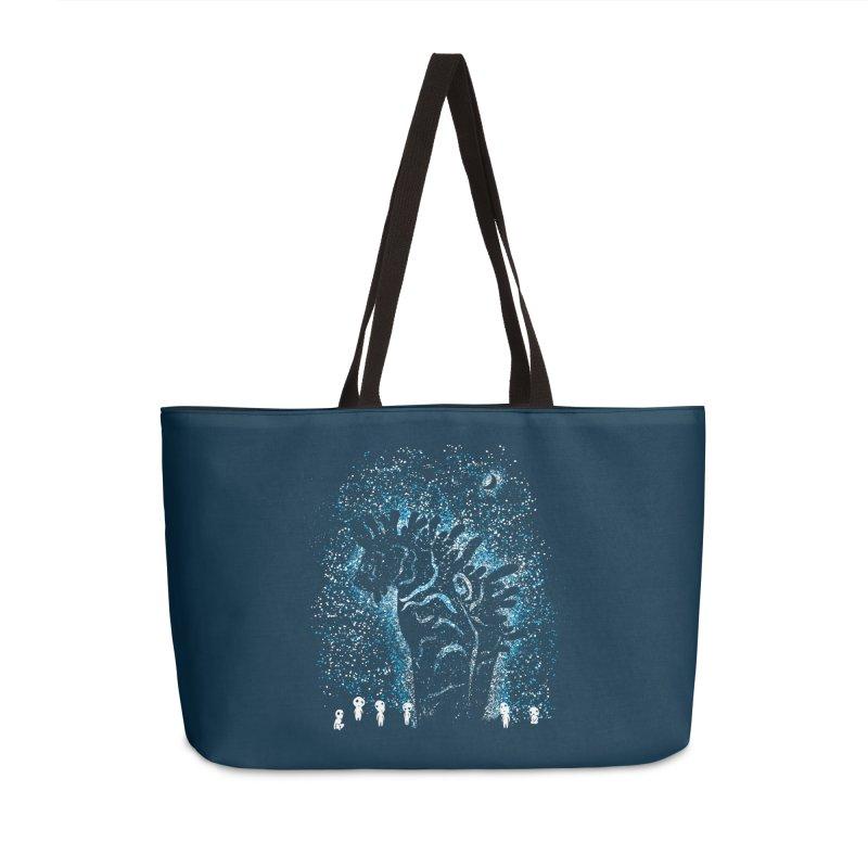 Spirits In The Night Accessories Weekender Bag Bag by Daletheskater