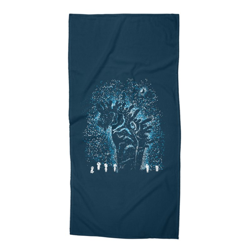 Spirits In The Night Accessories Beach Towel by Daletheskater