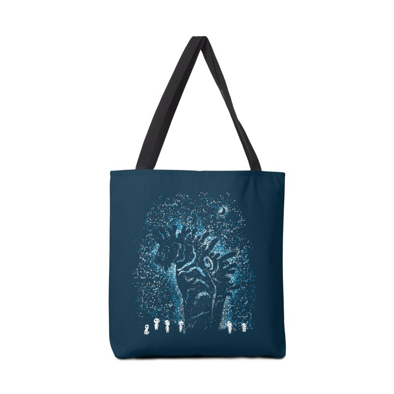 Spirits In The Night Accessories Tote Bag Bag by Daletheskater