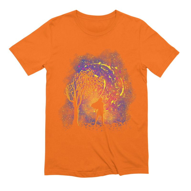 Colours Of The Wind Men's Extra Soft T-Shirt by Daletheskater