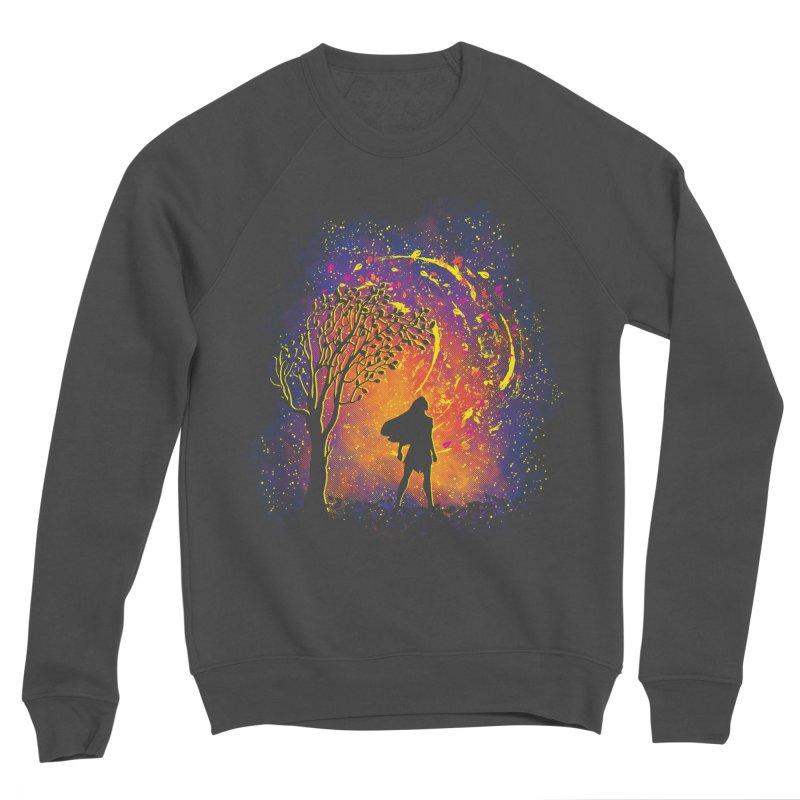 Colours Of The Wind Men's Sponge Fleece Sweatshirt by Daletheskater
