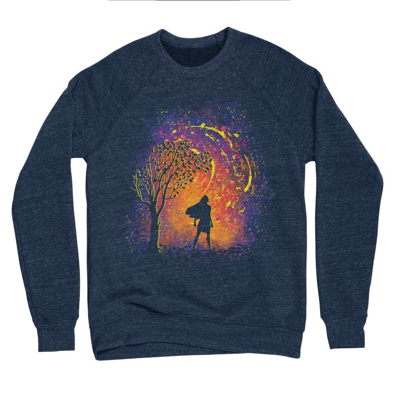 Colours Of The Wind Women's Sponge Fleece Sweatshirt by Daletheskater