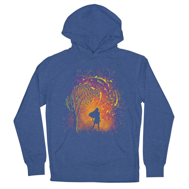 Colours Of The Wind Women's French Terry Pullover Hoody by Daletheskater