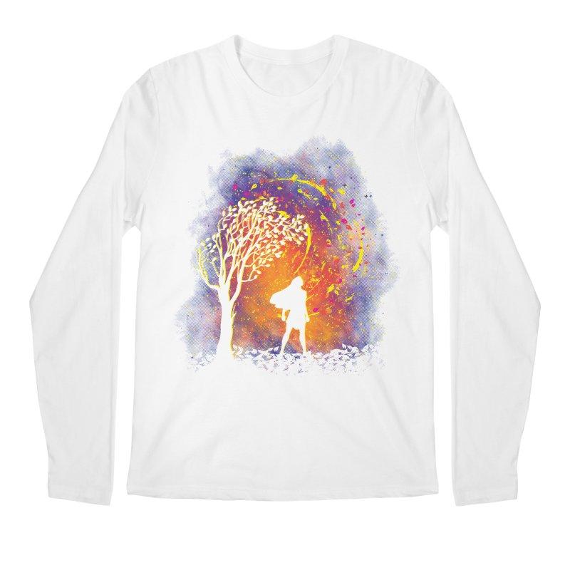 Colours Of The Wind Men's Regular Longsleeve T-Shirt by Daletheskater