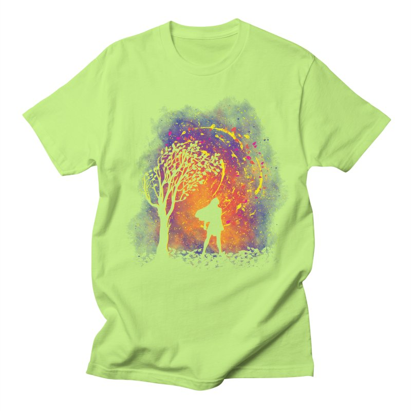 Colours Of The Wind Women's Regular Unisex T-Shirt by Daletheskater