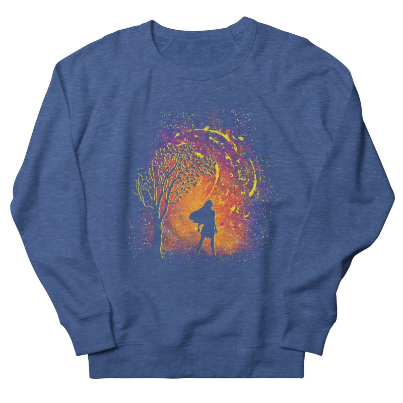 Colours Of The Wind Women's French Terry Sweatshirt by Daletheskater