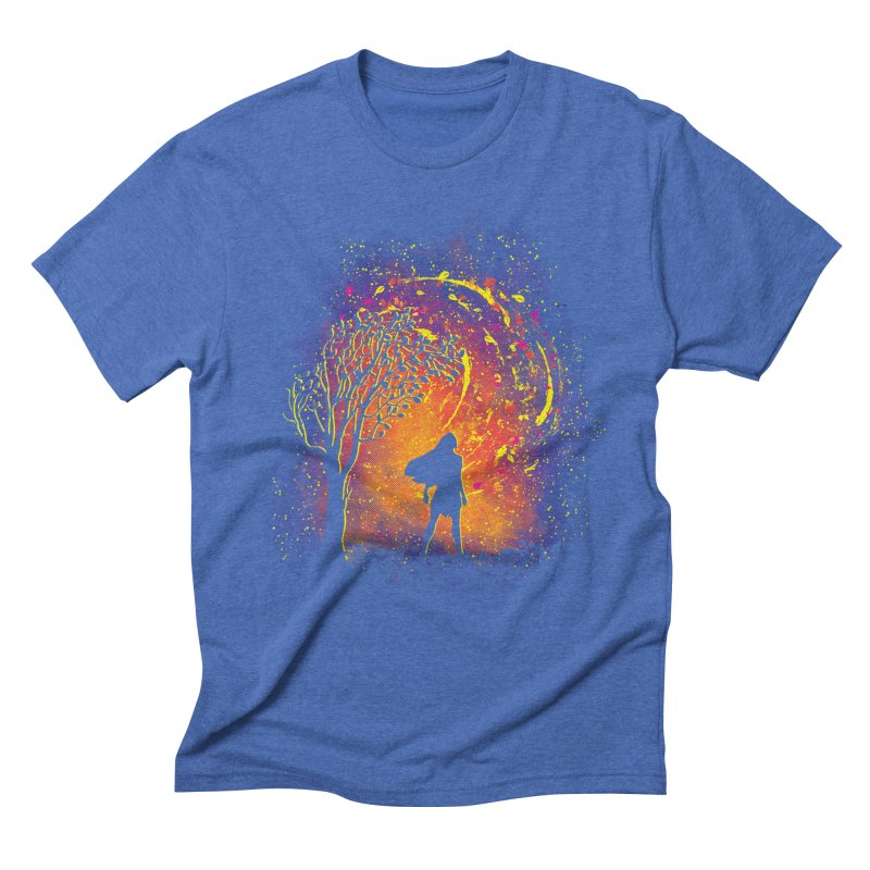 Colours Of The Wind Men's Triblend T-Shirt by Daletheskater