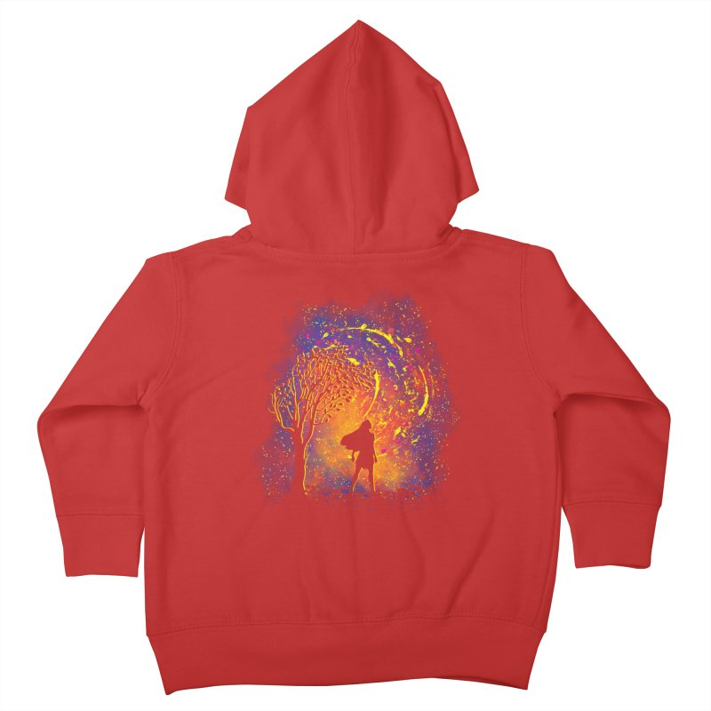Colours Of The Wind Kids Toddler Zip-Up Hoody by Daletheskater