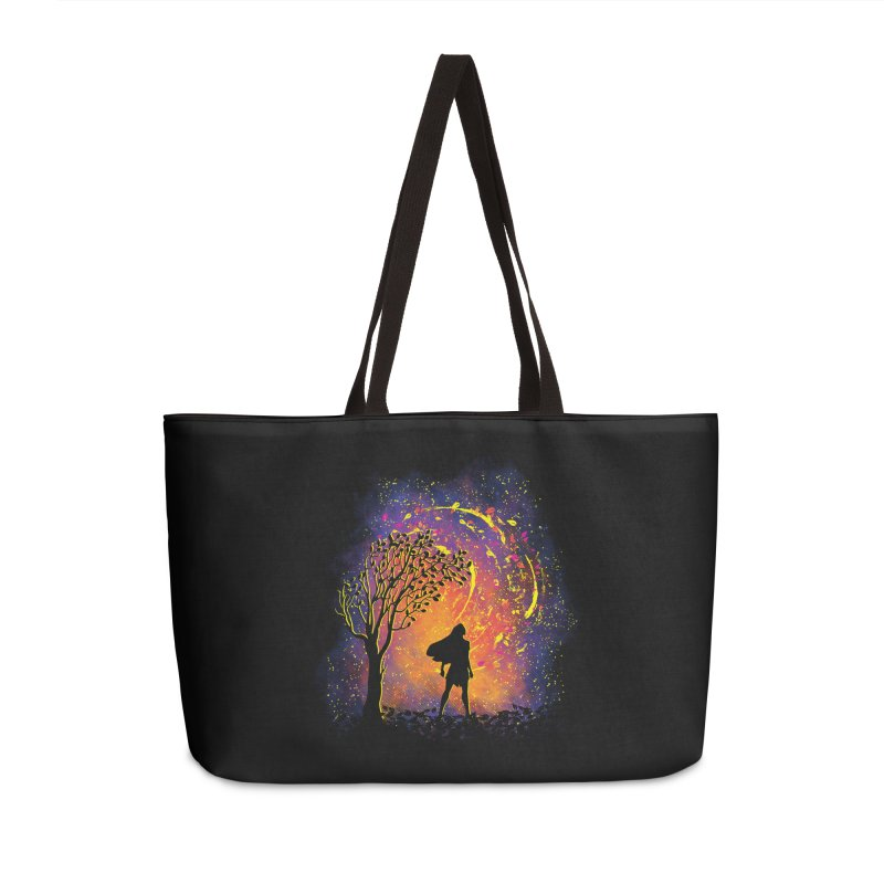 Colours Of The Wind Accessories Weekender Bag Bag by Daletheskater
