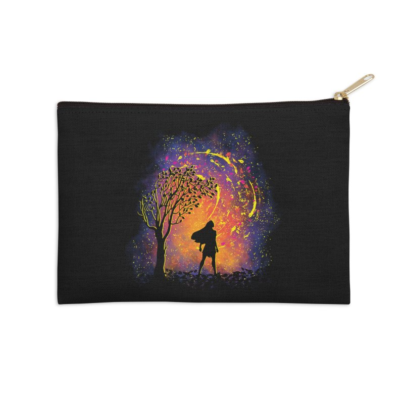 Colours Of The Wind Accessories Zip Pouch by Daletheskater
