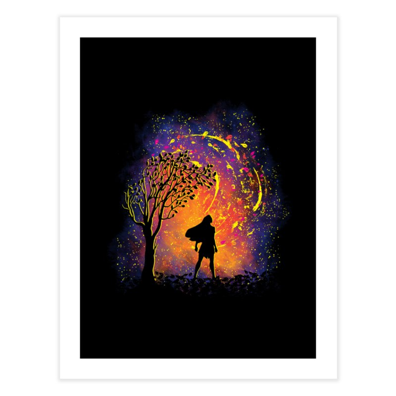 Colours Of The Wind Home Fine Art Print by Daletheskater