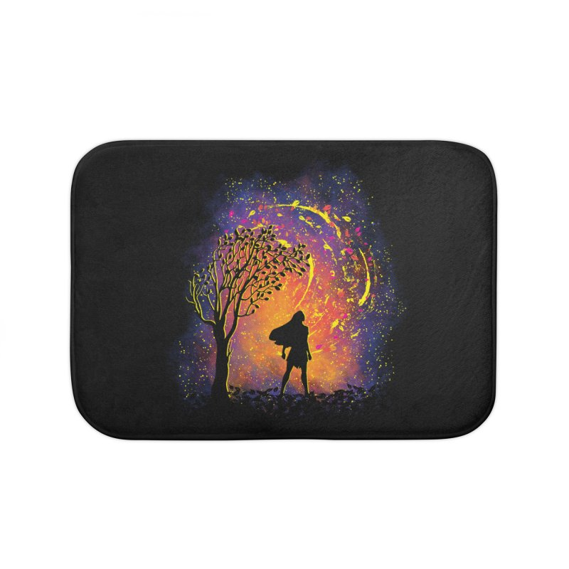 Colours Of The Wind Home Bath Mat by Daletheskater