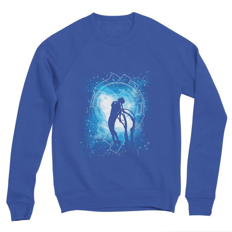 Cyborg Transformation Men's Sponge Fleece Sweatshirt by Daletheskater