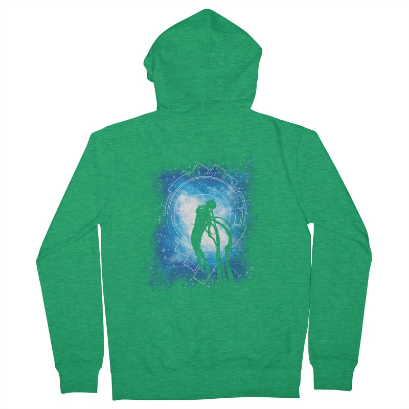Cyborg Transformation Women's Zip-Up Hoody by Daletheskater