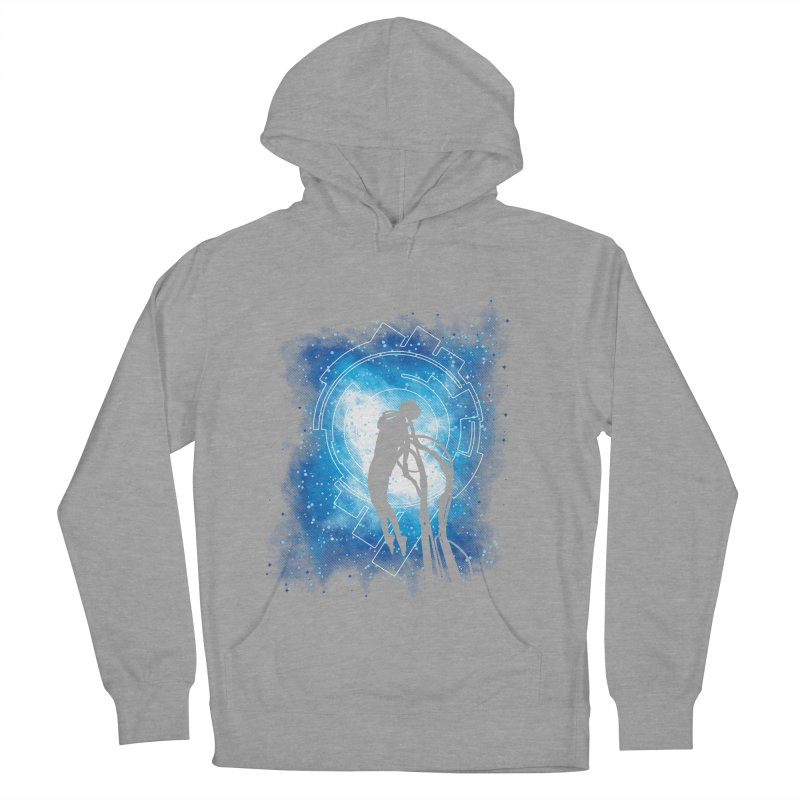 Cyborg Transformation Women's French Terry Pullover Hoody by Daletheskater