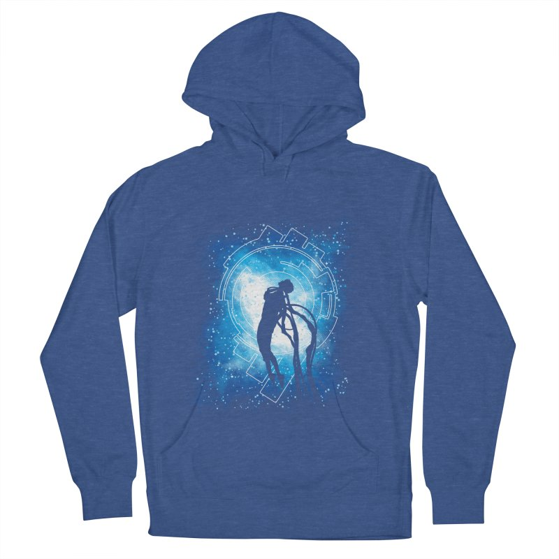 Cyborg Transformation Men's French Terry Pullover Hoody by Daletheskater