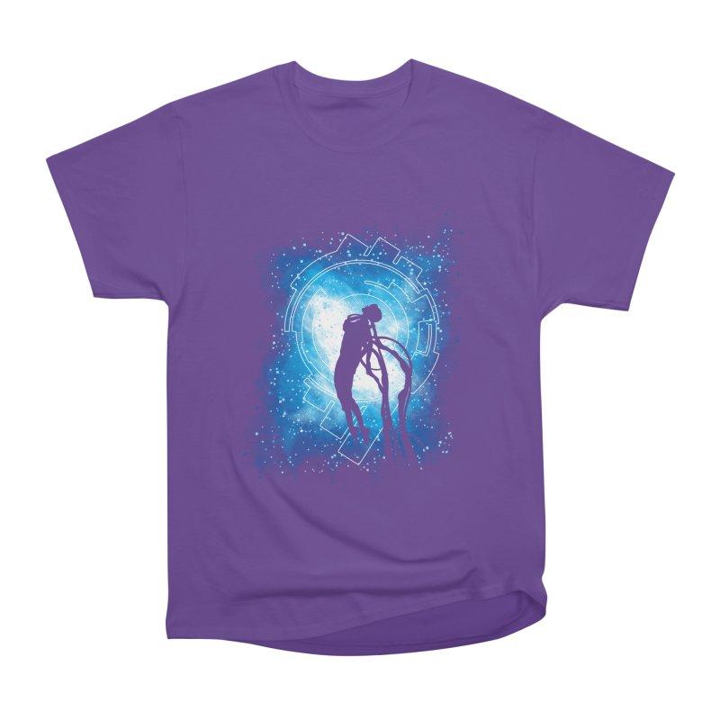 Cyborg Transformation Men's Heavyweight T-Shirt by Daletheskater