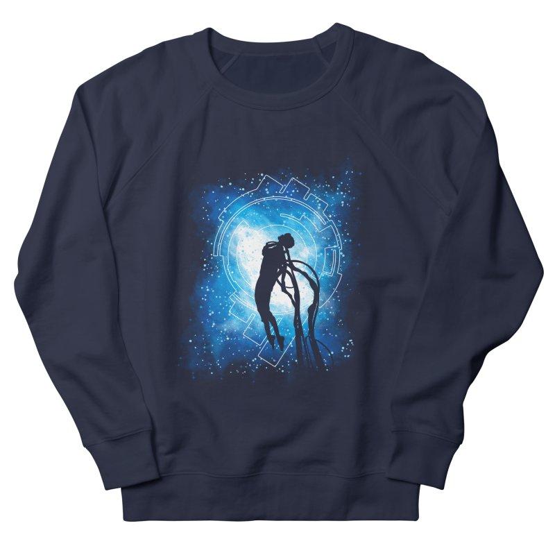 Cyborg Transformation Women's French Terry Sweatshirt by Daletheskater