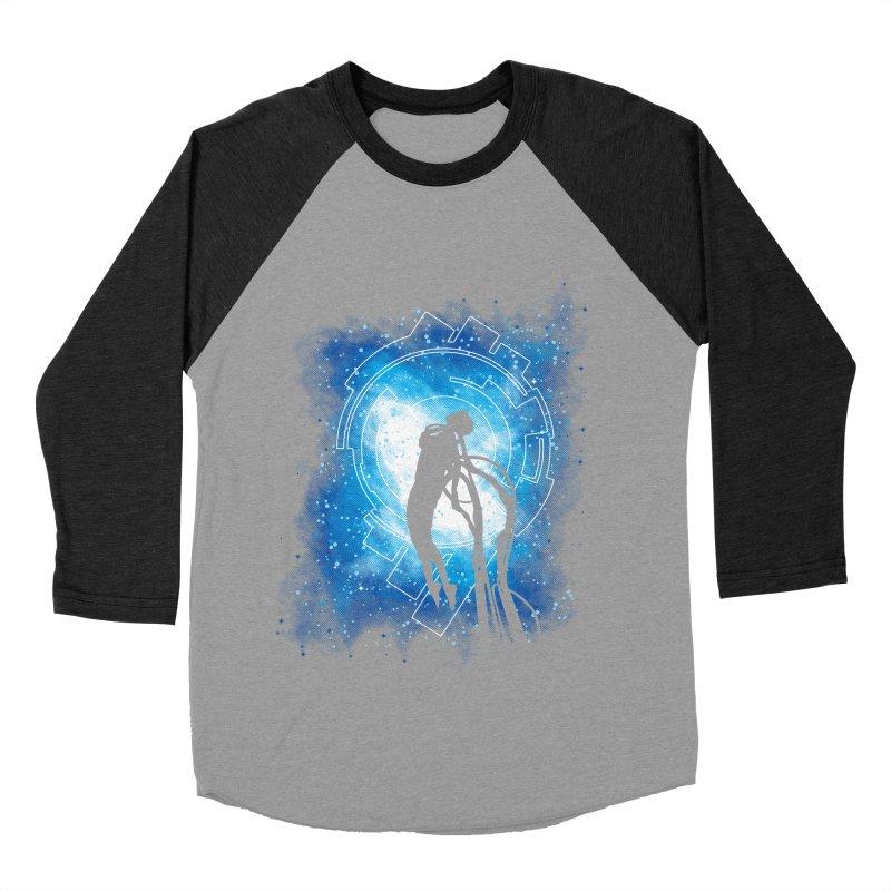 Cyborg Transformation Men's Baseball Triblend Longsleeve T-Shirt by Daletheskater