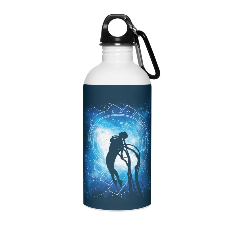 Cyborg Transformation Accessories Water Bottle by Daletheskater