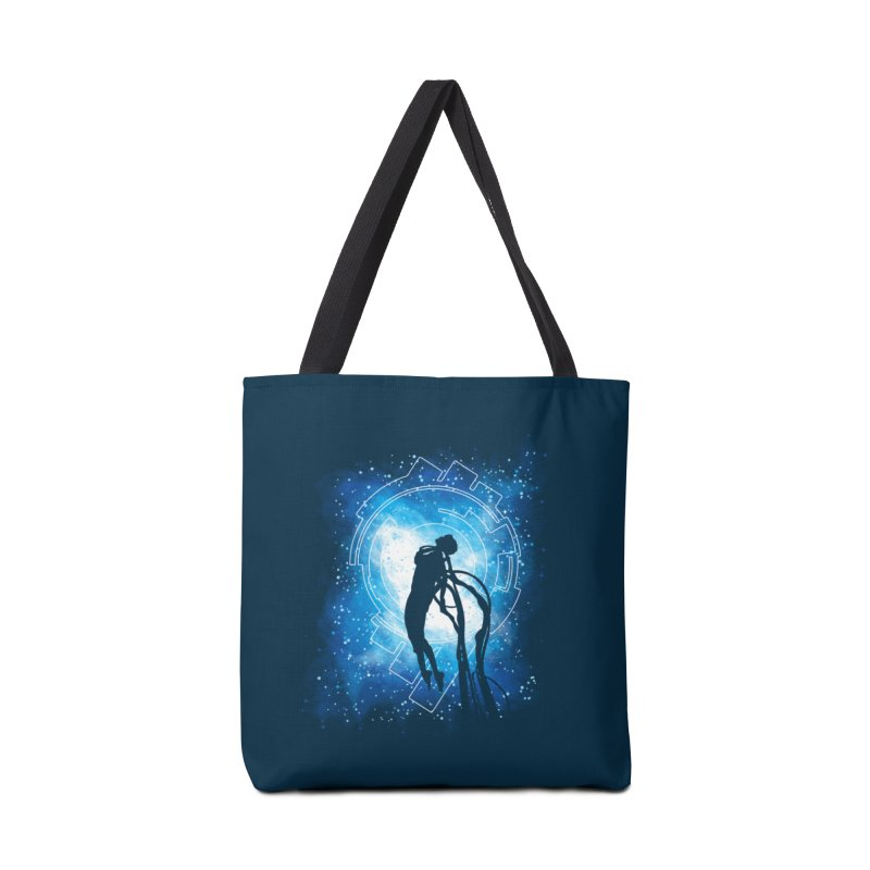Cyborg Transformation Accessories Tote Bag Bag by Daletheskater