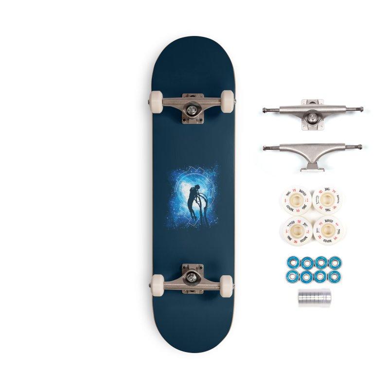 Cyborg Transformation Accessories Complete - Premium Skateboard by Daletheskater