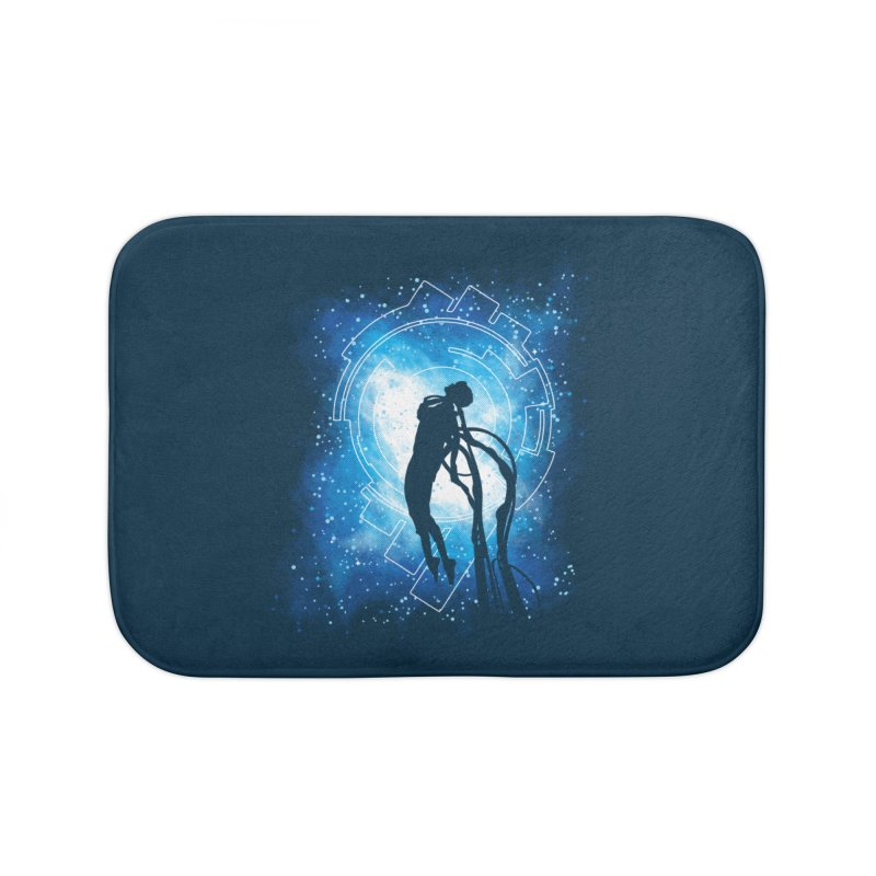 Cyborg Transformation Home Bath Mat by Daletheskater