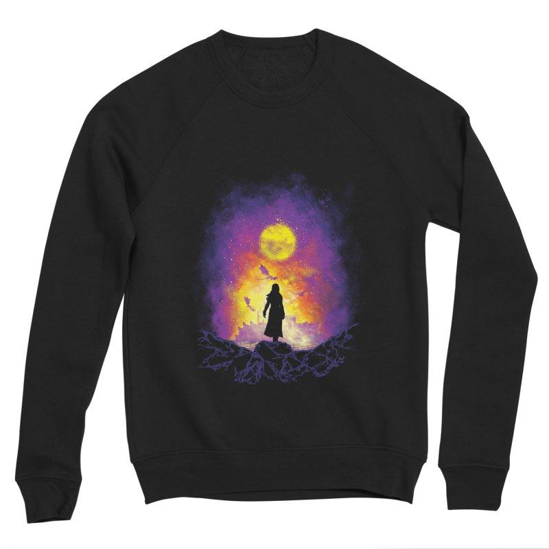 Born Of Fire Women's Sponge Fleece Sweatshirt by Daletheskater
