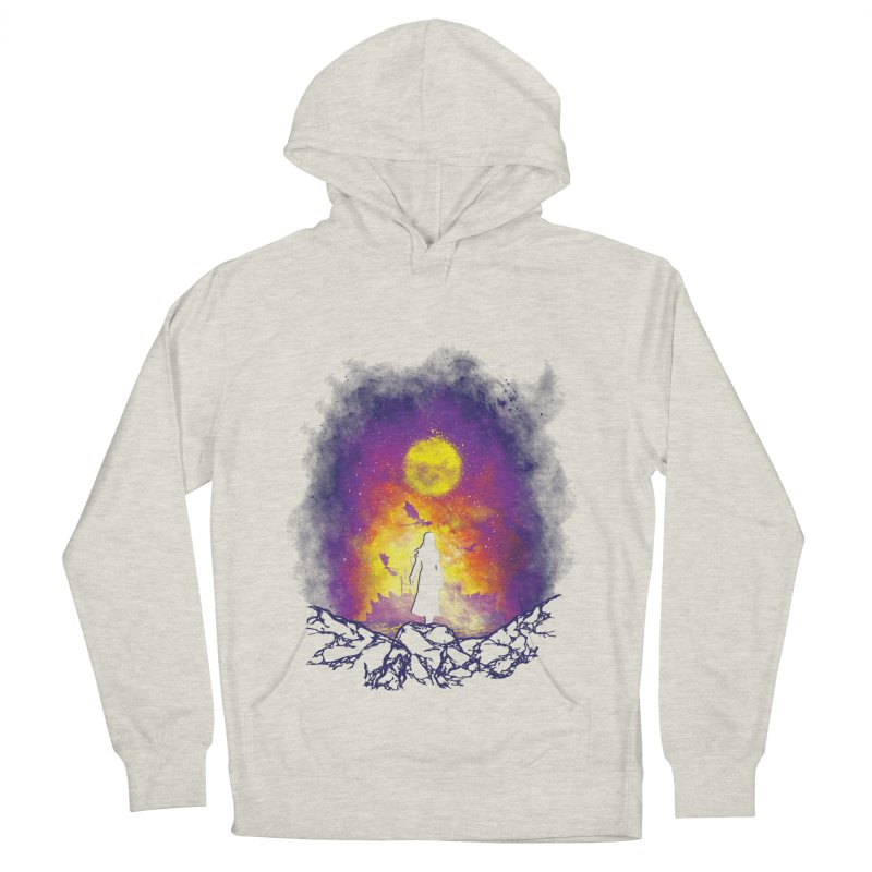 Born Of Fire Women's French Terry Pullover Hoody by Daletheskater