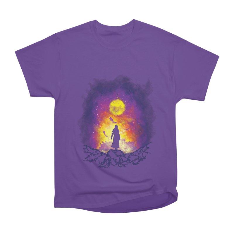 Born Of Fire Women's Heavyweight Unisex T-Shirt by Daletheskater