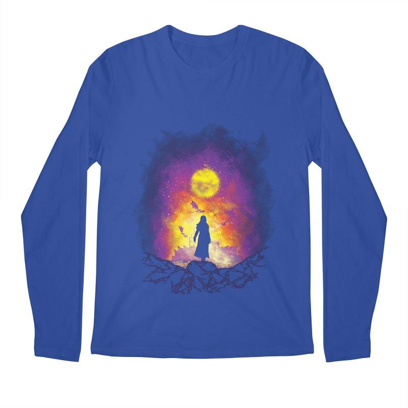 Born Of Fire Men's Regular Longsleeve T-Shirt by Daletheskater