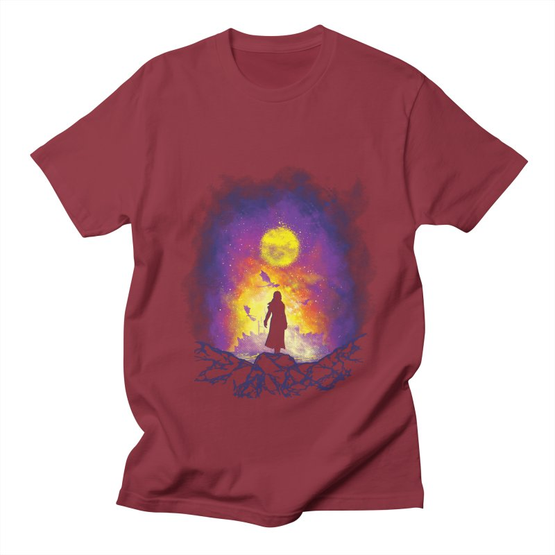 Born Of Fire Women's Regular Unisex T-Shirt by Daletheskater