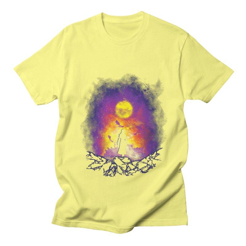Born Of Fire Men's Regular T-Shirt by Daletheskater