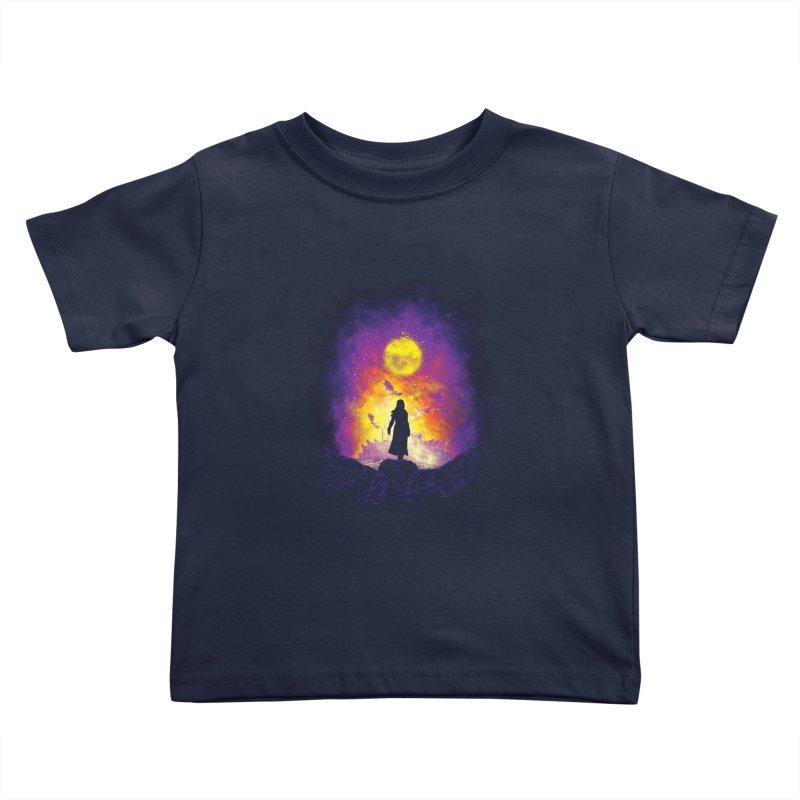 Born Of Fire Kids Toddler T-Shirt by Daletheskater