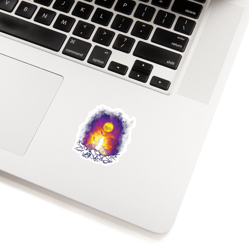 Born Of Fire Accessories Sticker by Daletheskater