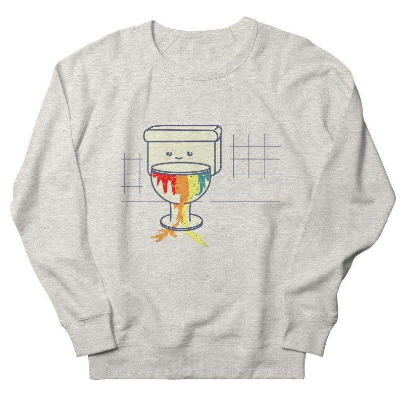 Retrete -rainbow- Women's Sweatshirt by damian's Artist Shop