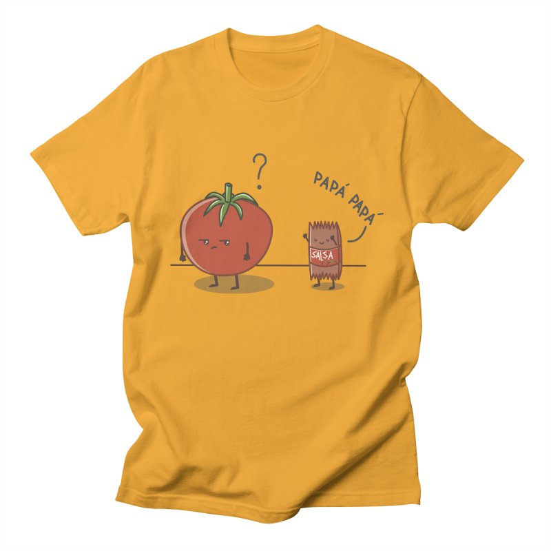 Daddy-DaD Men's T-shirt by damian's Artist Shop