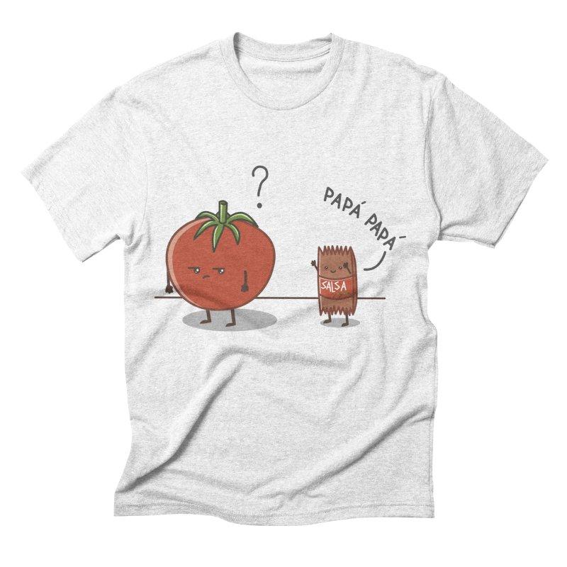 Daddy-DaD Men's Triblend T-shirt by damian's Artist Shop