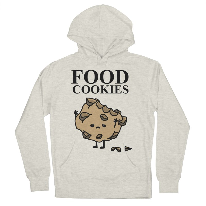 FOOD Cookies Men's Pullover Hoody by damian's Artist Shop