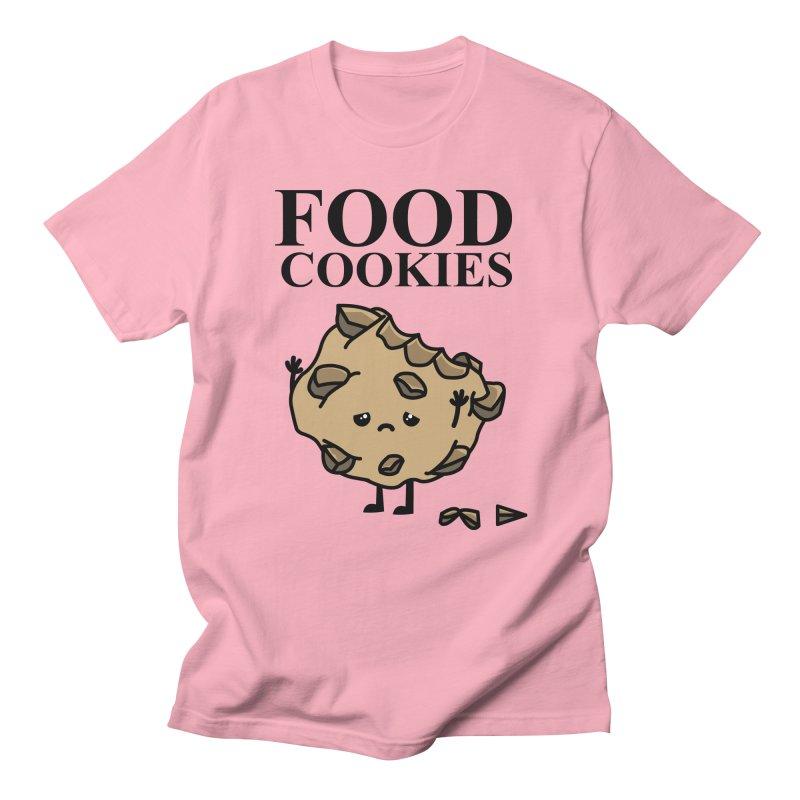 FOOD Cookies Men's T-shirt by damian's Artist Shop