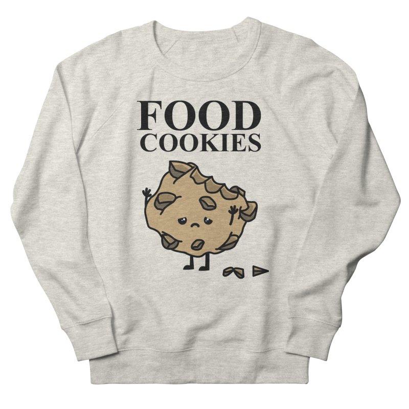 FOOD Cookies Women's Sweatshirt by damian's Artist Shop
