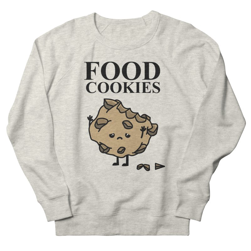 FOOD Cookies Men's Sweatshirt by damian's Artist Shop