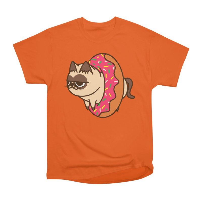 donuts  cat Women's Classic Unisex T-Shirt by damian's Artist Shop