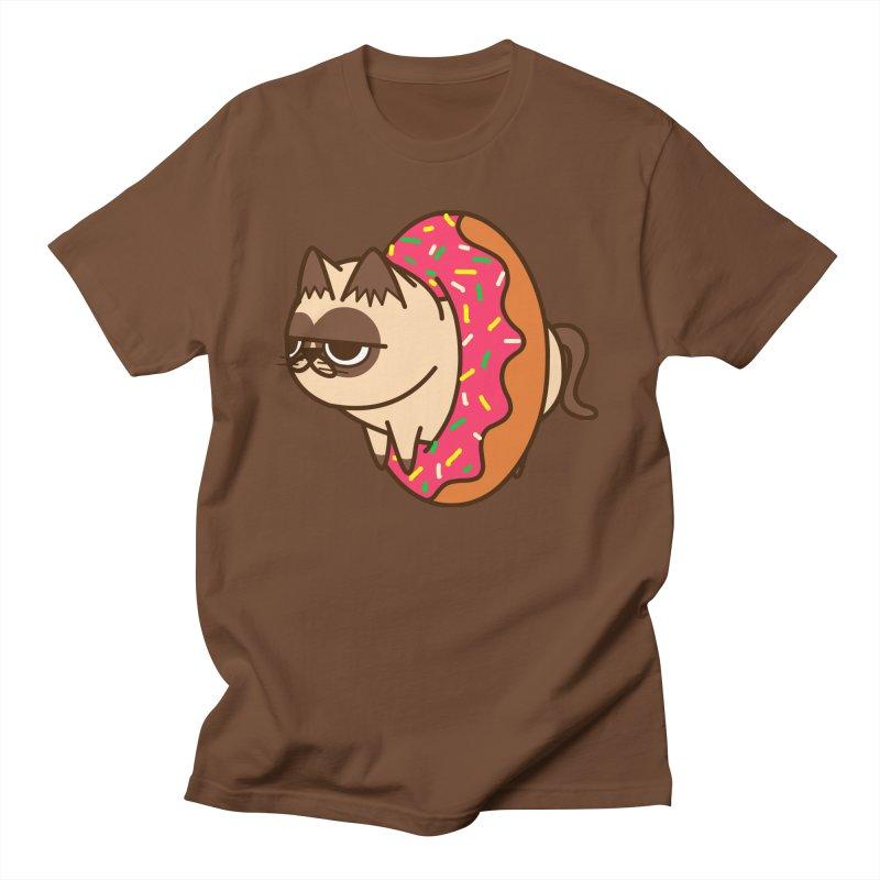 donuts  cat Women's Unisex T-Shirt by damian's Artist Shop