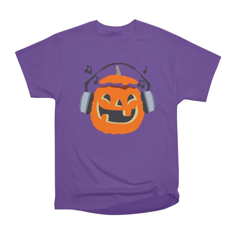 Halloween Music Women's Classic Unisex T-Shirt by damian's Artist Shop